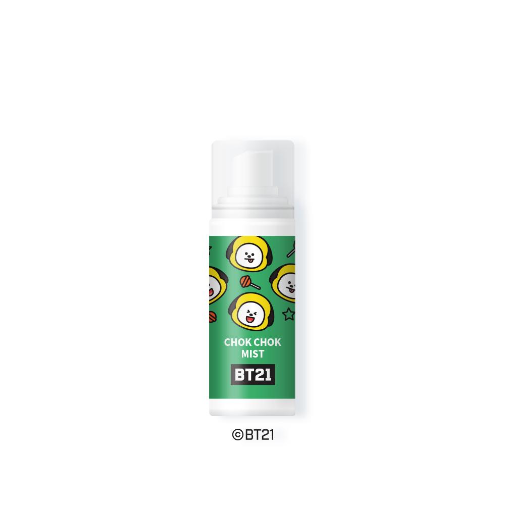 티엔 BT21 촉촉 미스트